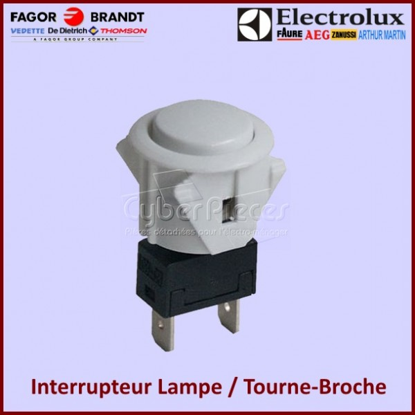 Interrupteur Blanc 3570381065 - 71X3392