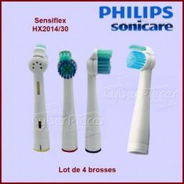Brosse à dents Sensiflex...