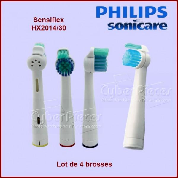 Brosse à dents Sensiflex Jordan HX2004L / HX2014/30