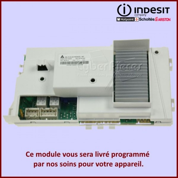 Module de puissance ARCADIA triphasé INDESIT C00296189