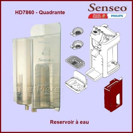 Reservoir à Eau Senseo Hd7860 / 422225954071