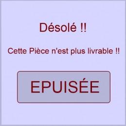 POIGNEE DE PORTE BLANCHE...