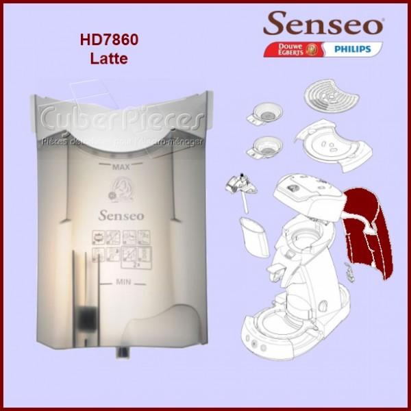 r servoir senseo hd7850 422225951661 pour senseo machine. Black Bedroom Furniture Sets. Home Design Ideas