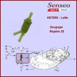 Soupape Senseo HD7850 -...