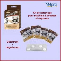 Détartrant / dégraissant machine à café - 484000000934 CYB-002158