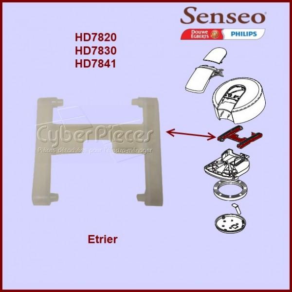 Étrier de couvercle Senseo - 422224741950