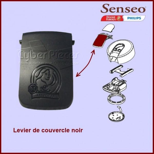 Levier de couvercle noir Senseo - 422224759790***épuisé***