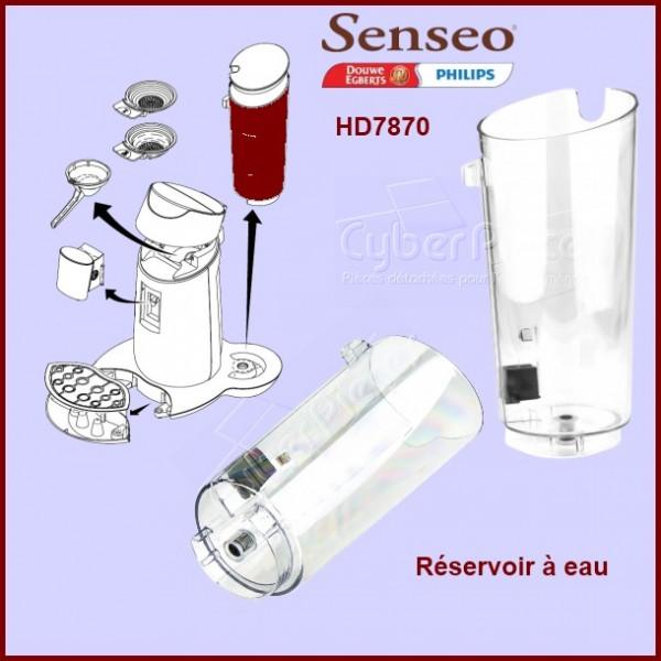 r servoir eau sens o 422225952941 pour senseo machine a dosettes petit electromenager pieces. Black Bedroom Furniture Sets. Home Design Ideas