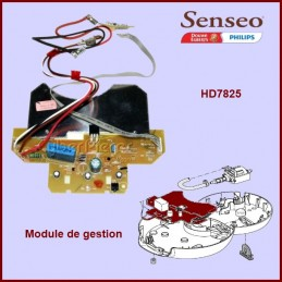Carte de gestion Senseo -...