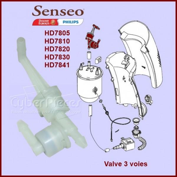 Valve 3 voies Senseo - 422225950851