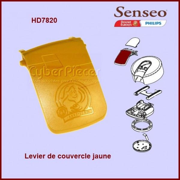 Levier de couvercle jaune Senseo - 422224760900