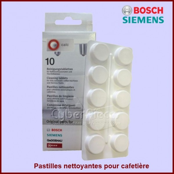 Pastilles dégraissantes TZ60001  - 00310575