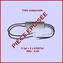 Antiparasite 0,1μf +...