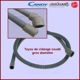 Tuyau de vidange coudé Candy 91670102 CYB-129138