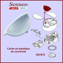 Cache en plastique Senseo -...