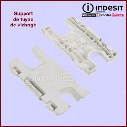 Support 45 / 60 cm du tuyau de vidange Indesit C00275963 CYB-047531