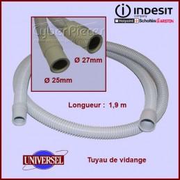 60/cm 1,75/m Tuyau d/évacuation du lave-vaisselle Indesit DIF04UK IDP147 45