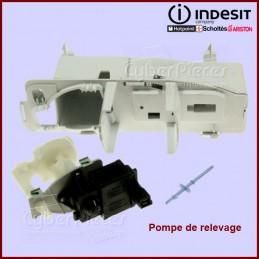 Pompe de relevage avec kit flotteur Indesit C00260640 CYB-344296