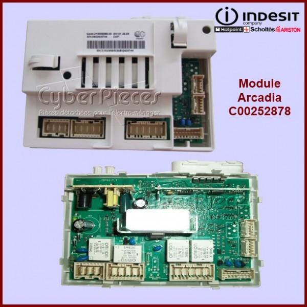 Carte électronique ARCADIA Indesit C00252878