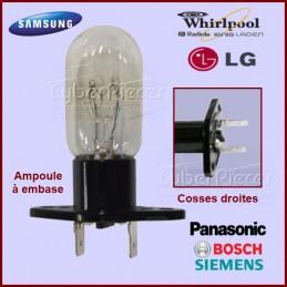 Ampoule 25W - Embase avec cosses droites CYB-033190