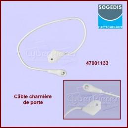 Câble charnière de porte...
