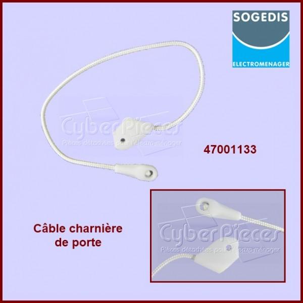 Câble charnière de porte 47001133