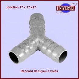 Jonction en Y 17x17x17 mm