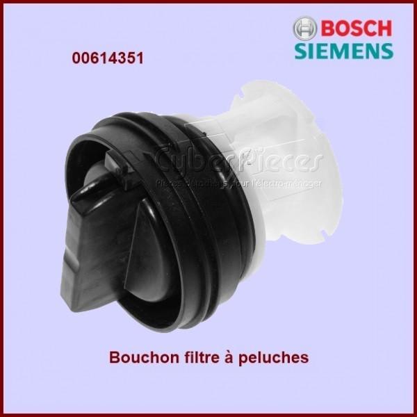 Bouchon filtre à peluches 00614351