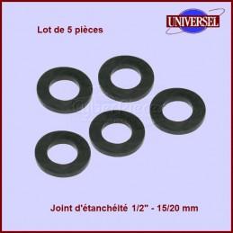 Sachet de 5 joints d'étanchéité 1/2 CYB-001823