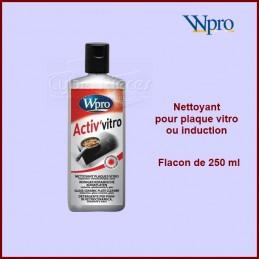 Crème nettoyante vitrocéramique WPRO CYB-002011