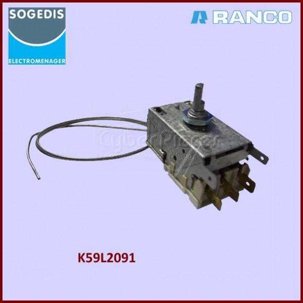Thermostat RC 229A195  K59L2091