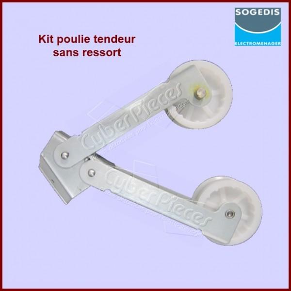 Kit poulie - tendeur sans ressort - Sogedis 52510