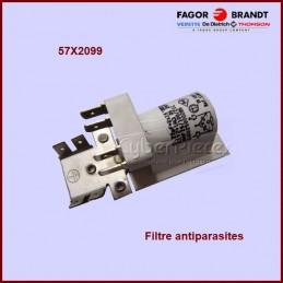 Filtre antiparasites 57X2099 CYB-229135