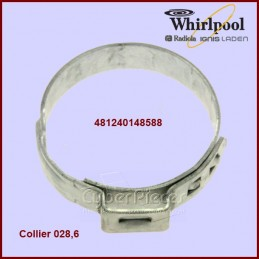 Collier 028,6 Whirlpool...