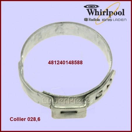 Collier 028,6 Whirlpool 481240148588