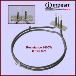 Résistance Circulaire 1600W Indesit C00138834 CYB-058599