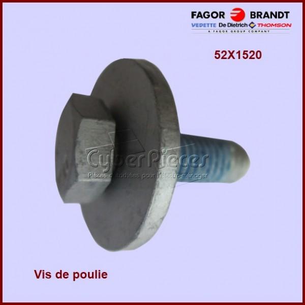 Vis De Poulie Brandt 52X1520