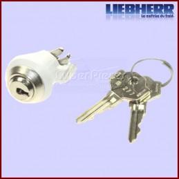 Serrure complète LIEBHERR 7042471 7041589 CYB-368155