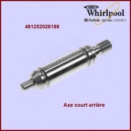 Axe court arrière du galet tendeur 481252028188 CYB-198523