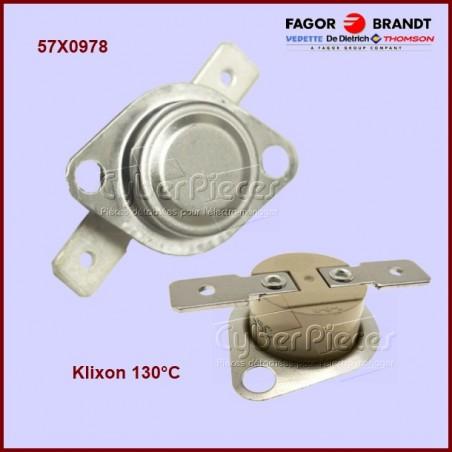 Thermostat 130° Brandt 57X0978