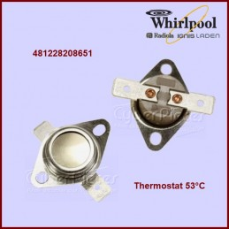 Thermostat 53°C - Whirlpool...
