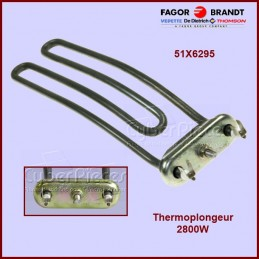 Thermoplongeur 2800W...