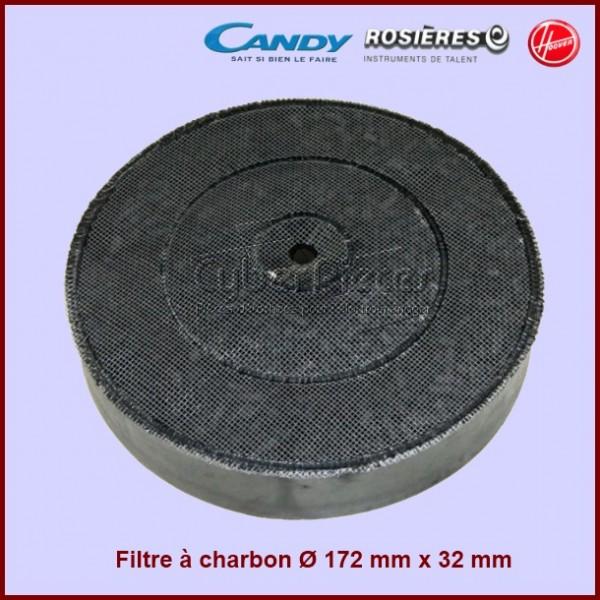 Filtre à charbon Type FC46SM FC45