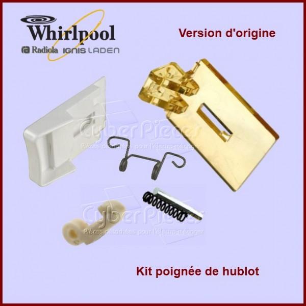Poignée complète Whirlpool 481949869837