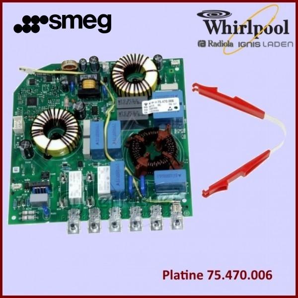 Platine Filtre 481221458536 481221458253