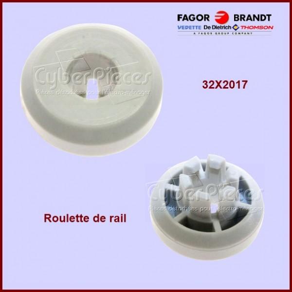 Roulette de rail Brandt 32X2017 - Samsung DD8100985A