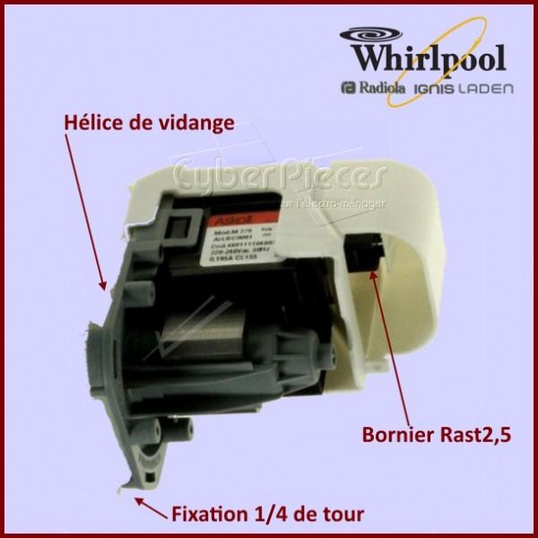 Bloc moteur 480111104693