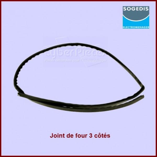 Joint de four 3 cotés Sogedis 79034
