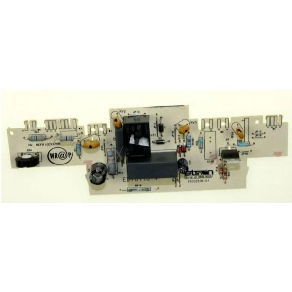CARTE THERMOSTAT ELECTR.(FZ NF-MEC) 2SND