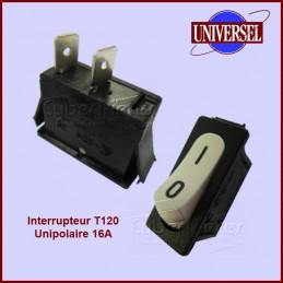 Interrupteur T120 16A /...